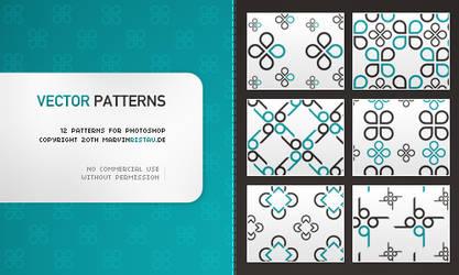 Vector Patterns by basstar