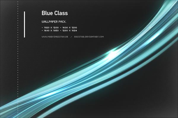 Blue Class - WP Pack by basstar