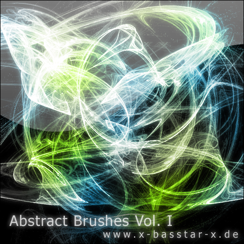 Abstract Brushes vol. 1 - 10x