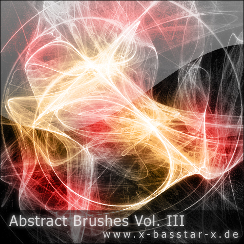 Abstract Brushes vol. 3 - 10x