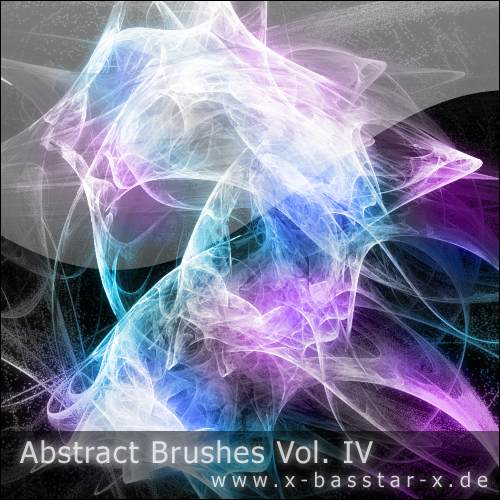 Abstract Brushes vol. 4 - 10x
