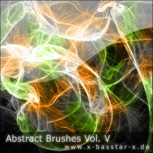 Abstract Brushes vol. 5 - 10x by basstar