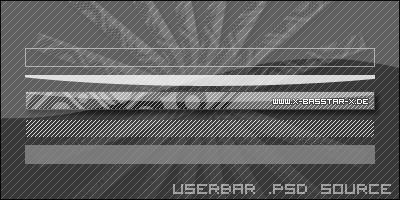 Userbar.psd souce by basstar