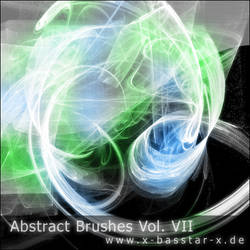 Abstract Brushes vol. 7 - 10x by basstar