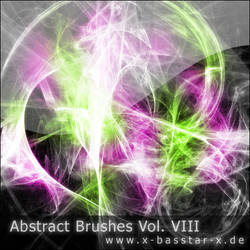 Abstract Brushes vol. 8 - 10x by basstar