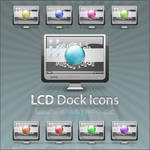 LCD Dock Icons