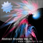 Abstract Brushes vol. 11 - 5x