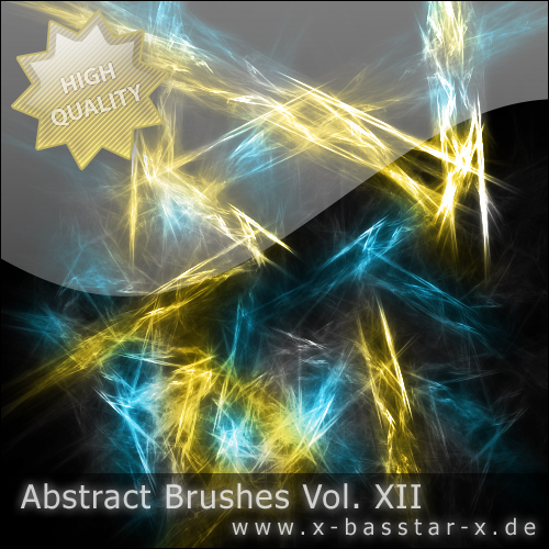 Abstract Brushes vol. 12 - 5x