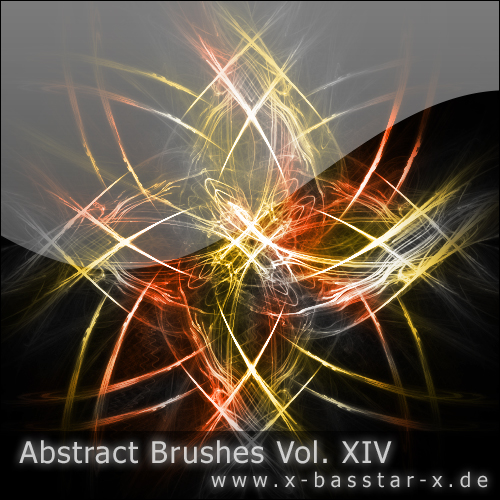 Abstract Brushes vol. 14 - 5x