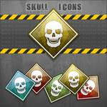 Skull Dock Icons