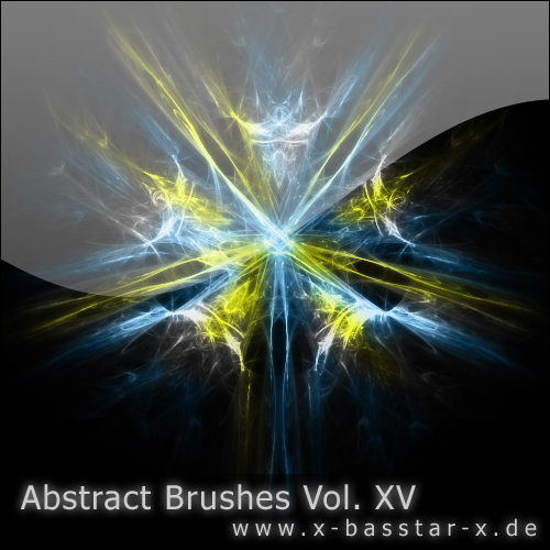 Abstract Brushes vol. 15 - 5x