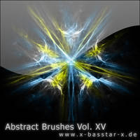 Abstract Brushes vol. 15 - 5x by basstar