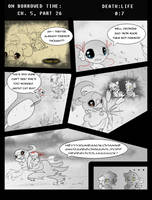 On Borrowed Time: Chapter 5, Part 26 by Wooled