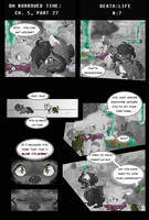On Borrowed Time: Chapter 5, Part 27 by Wooled