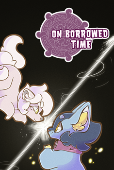 On Borrowed Time: Cover