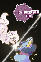 On Borrowed Time: Cover by Wooled