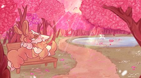 CM: Cherry Blossom Cuddles