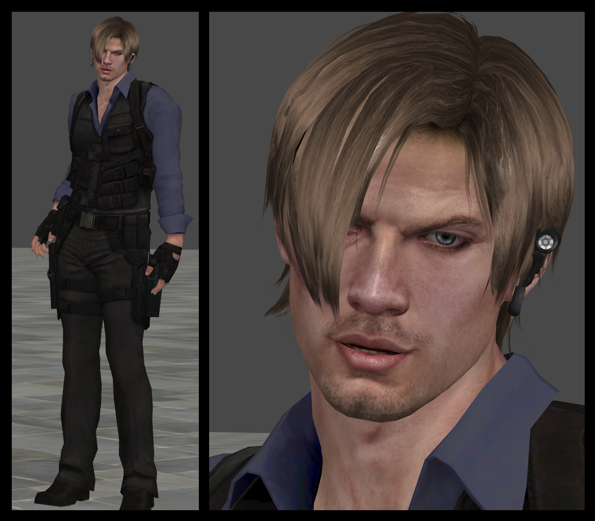 Should Leon Look Hot Or Not Resident Evil 2 Message Board For