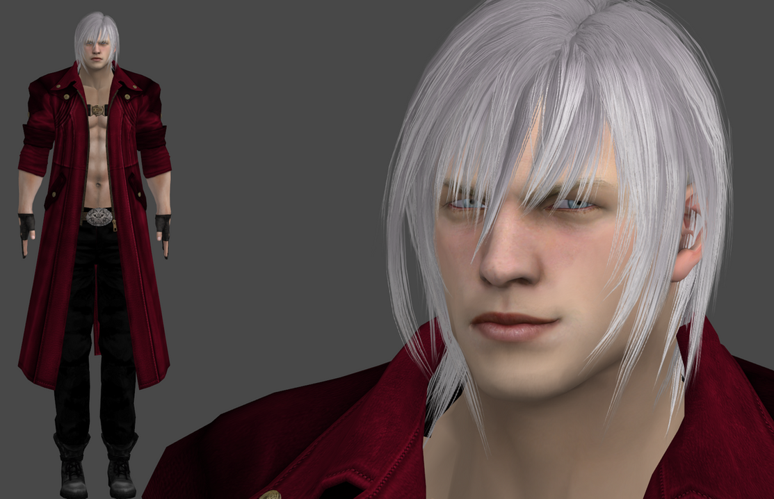 dante dmc3 download by XXMAUROXX