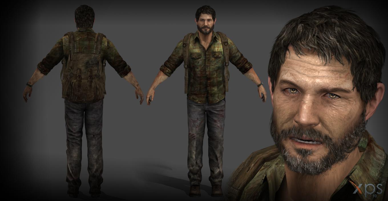 Joel The Last Of Us Download by XXMAUROXX on DeviantArt