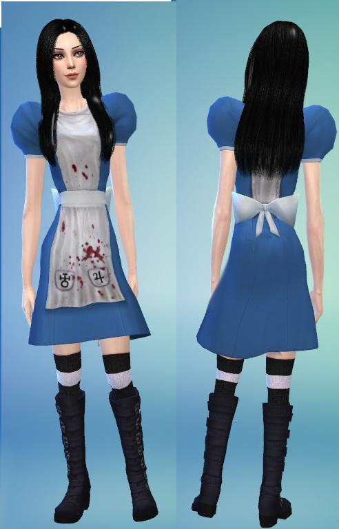 Alice dress by XXMAUROXX