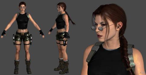 Lara TRAOD short