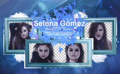 Pack png Selena G 14 by BrightClouds