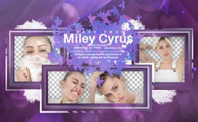 Pack png Miley Cyrus 15 by BrightClouds