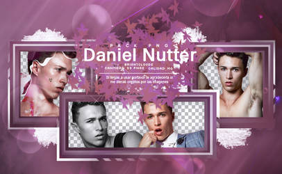 Pack png Daniel Nutter 16 by BrightClouds