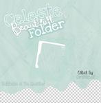 Celeste Beautifull Folder en .psd By OriNicot