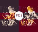 PSD 8 by touchingandkissing