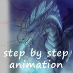 StepByStep: ArtTrade: Bluerrion by Samantha-dragon
