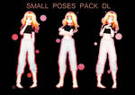 [ MMD ] Small Poses Pack #1 [ DOWNLOAD ]