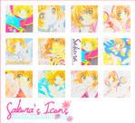 Sakura's Icons