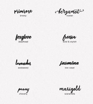 font pack #11 by wildfireresources