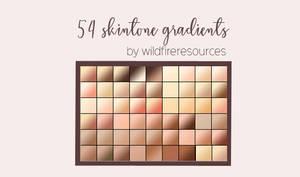 skin gradients @wfres