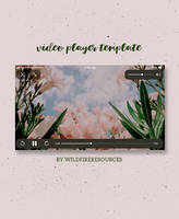 videoplayer template by wildfireresources