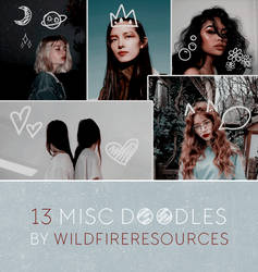 doodle pack by wildfireresources by wildfireresources