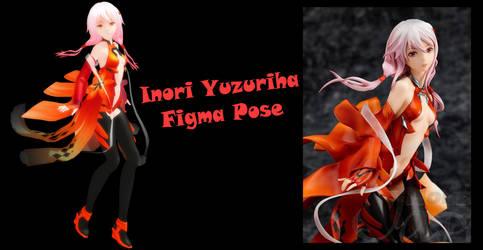 Inori Yuzuriha Figma Pose DL