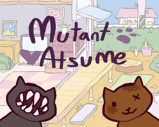 Mutant Atsume by Wervty