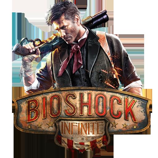 Bioshock Infinite Icon (512x512) by youknowwho77