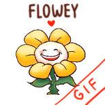 Flowey-animation