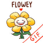 Flowey-animation