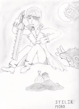 RWBY Character: Stilik Moro