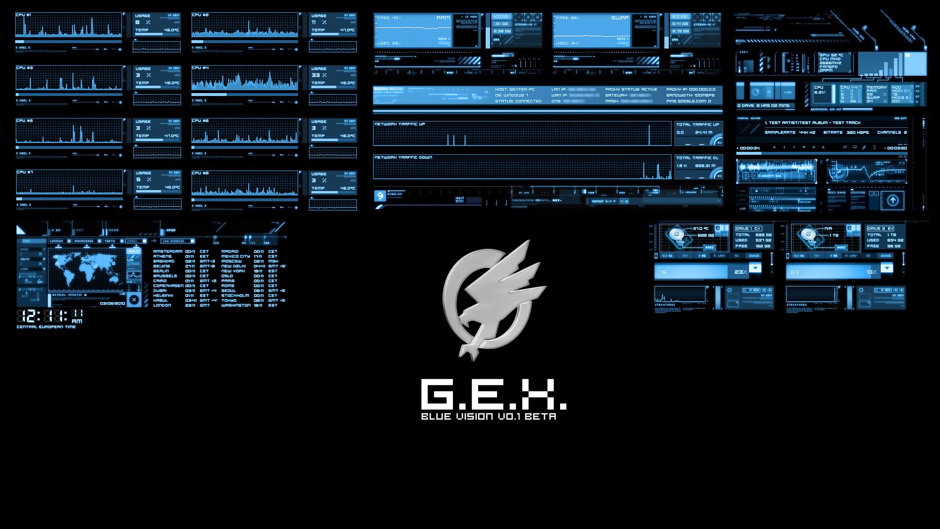 BlueVision V0.1 Beta