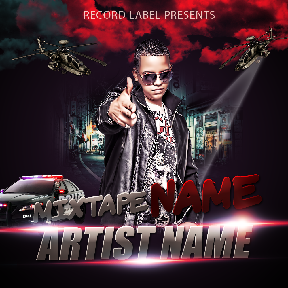 Mixtape Cd Cover PSD by AlbaniaGraphicDesign on DeviantArt