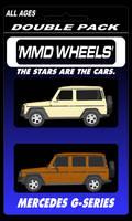 [SKP to MMD] Mercedes Gelandewagen