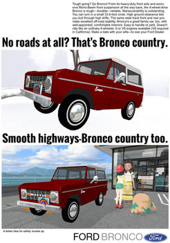 [SKP to MMD] 1966-1977 Ford Bronco