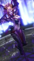 [MMD] Dragon sorceress Zyra -DOWNLOAD-