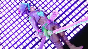 [MMD] BattleBoss Yasuo WildRift -DOWNLOAD-